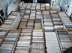 100 Comic Book HUGE lot All DIFFERENT Only DC Comics FREE Shipping