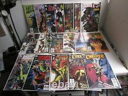 100 Comic Books Mixed Box LOTS OF SETS Superheroes Great Mix Collection