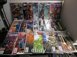 138 Comic Books Mixed Box LOTS OF SETS Superheroes Great Mix Collection