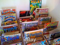 1 lot of 50 COMIC Books MARVEL DC INDY- FREE SHIPPING
