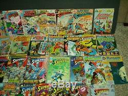 (76) Adventure Type Comic Books With Lots Of Different Characters