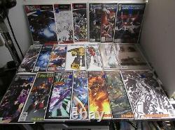 76 Transformers Comic Books Mixed Lot Box LOTS OF SETS Great Mix Collection