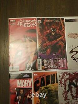 Absolute Carnage Lot 13 Books Total, Lots Of Variants
