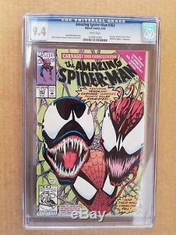 Amazing Spider-Man 1st Appearance Carnage Series 3 CGC LOT #361 362 363 ALL 9.4