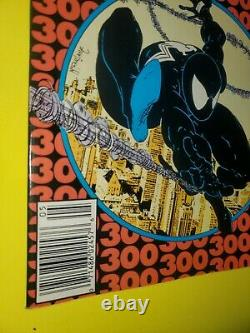 Amazing Spider-Man #300 Newsstand First Venom Appearance ASM Lots of pics VF