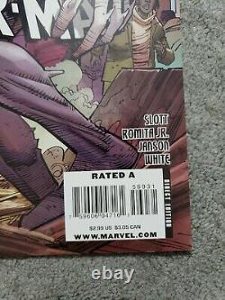 Amazing Spider-Man #569 2nd Print Variant VF/NM lots of pics