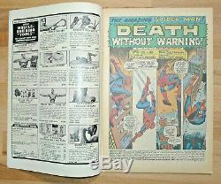 Amazing Spider-Man 75 Silver Age 1969 High Grade +Great Condition+ lots of pics