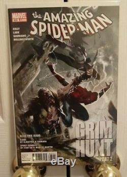 Amazing Spider-Man Comic Lot! #600 #700 NM. 65 issues