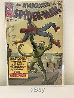 Amazing Spider-Man Silver Age Lot, 11-20, fill in your collection