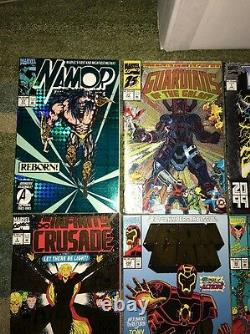 Awesome Lots Of Special Hologram, HoloFoil, Diecut, Prism Comics 17 In All