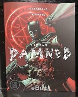 Batman Damned #1 Lot 20 COPIES First Print NM+ Uncirculated and Uncensored
