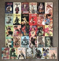 Blade of the Immortal v1-31 complete manga set lot graphic novel Great Cond