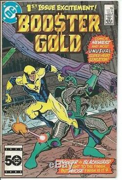 Booster Gold #1 FN/VF 7.0 Pages 1st Issue DC Comics Lots of photos