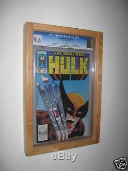 CGC comic Frame. 98% UV Protection glass. Lots in store