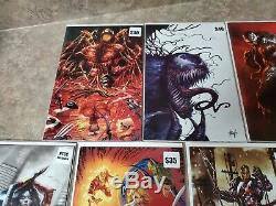 Comic Book Lot Lots Of 1st Issues That Spiderman Booth Lot Varient Edition
