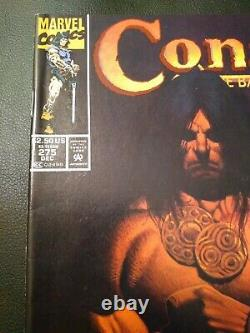 Conan The Barbarian Newstands! 275,274,273,271,270 End Of Run Set Lots Of Pics