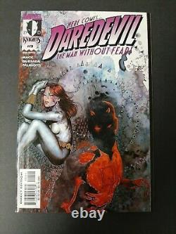 DAREDEVIL #9 1999 1st Appearance of Echo Ronin First App. Lots of Pics