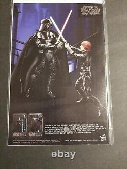 DARTH VADER #3 1st Print 1st Appearance Doctor Aphra First Disney+ Lots of Pics