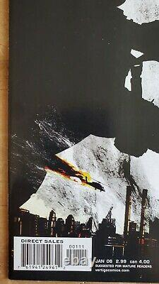 DMZ #1 2 NM First Print! TV Show! Brian Wood! Lots of Pictures! Free Shipping