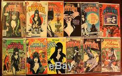Elvira's House Of Mystery #1-11 Special #1 Complete DC Comics Run Horror Lot
