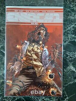 Eniac #1 White 1st Print Bad Idea Free Shipping Lots Of Pictures