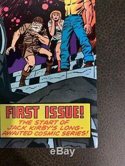 Eternals #1 Lots of PICS of book. NOT CGC, CBCS or PGX