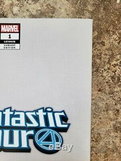 FANTASTIC FOUR #1 Bill Sienkiewicz Doctor Doom Variant Lots of Pictures VF/NM