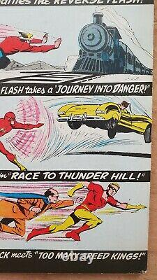 Flash #205 VF 64-Page Giant G-82 Lots of Photos! Free Shipping