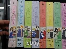 Fruits Basket Collector's Edition 1-12 & DVD Complete Series English FREE SHIP