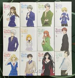 Fruits Basket Collectors Ed Complete Set 1-23 In 12 Volumes Manga English New