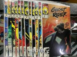Ghost Rider 1-25 Most High Grade! Many Possible 9.8s Lots of Keys Comics