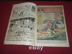 Ghost Rider #1 marvel 1967 silver age 3.5/4.0 comic! Lots of keys listed daily