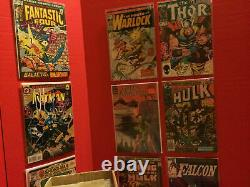 HUGE 35 COMIC BOOK LOT-MARVEL, DC, INDIES- FREE Shipping! VF+ to NM+ ALL