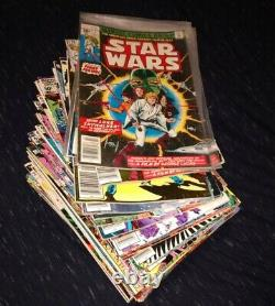 HUGE LOT Of Marvel Comics Surprise Box Lots Of Star Wars And others Nov 1 1977