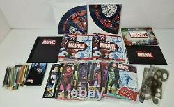 Hachette Partworks Draw The Marvel Way 1-37 Magazines + 2 binders Lots of Extras