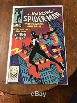 Large Comic Lot Key Issues Spider-Man 252,238,361, & More Superman 199 First App