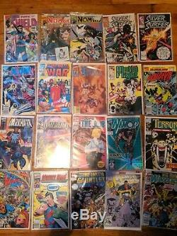 Lot of 61 marvel comics. Lots of #1 and special covers. Fantastic Four & others