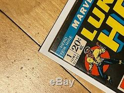 Luke Cage Hero for Hire #1 Origin, First Appearance, SHARP copy! Lots of photos