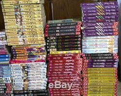 Manga lots, Yoai, hard to find, all in English, Selling each as Series