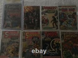 Marvel Comics lot Starter Collection blend of old and new! Lots of rare items