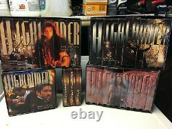 Mint Complete Highlander VHS Collection & Lots of Extras