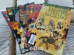 Mixed LOT OF MARVEL(200) ComicTitles BUY 1 or 10 LOTS- Shipping is $17.50 TOTAL