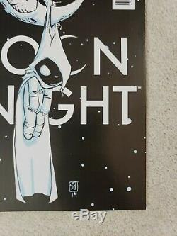 Moon Knight #1 Skottie Young Variant Marvel 2014 NM Lots of pics