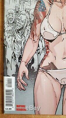 Rags #1 NM First Print! HTF! Lots of Photos! Free Shipping! Hot Book! Antarctic
