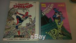 SPIDER-MAN Collection Lots of books all in mint condition Over 200 books