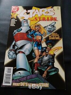 STARS and STRIPE 0 & 1 1st appearance Stargirl high grade copies lots of pics