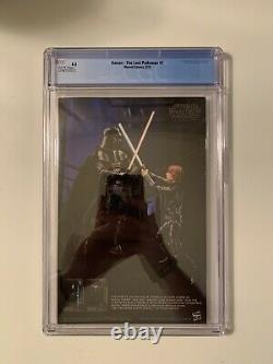 STAR WARS KANAN 1 in a 8.5 CGC lots of first appearances SABINE WREN