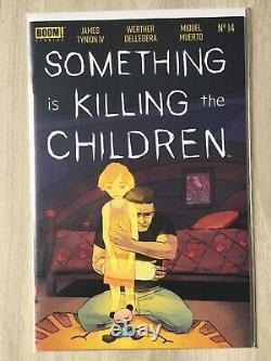 Something is Killing The Children lot 7 8 9 10 11 12 13 14 15 First Print 7-15