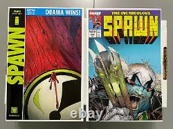 Spawn Comic 221 222 223 224 225 226 227 228 229 230 Homage Covers Lot VF-NM