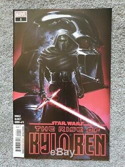 Star Wars The Rise of Kylo Ren #1 1st First Print Cover A NM lots of pics